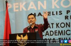 Harapan Sekjen MPR Saat Membuka Pekan Konstitusi - JPNN.com