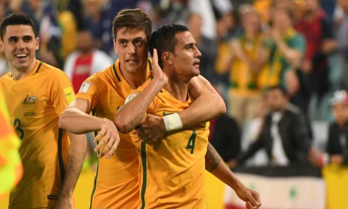 Australia Melaju ke Play-off Kualifikasi Piala Dunia - JPNN.COM