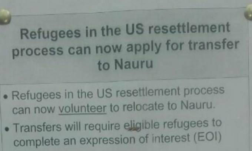 Pengungsi Manus Ditawari ke Nauru untuk Sementara - JPNN.COM