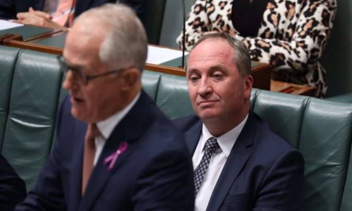 Barnaby Joyce Tak Jadi Pelaksana Tugas PM Australia - JPNN.COM