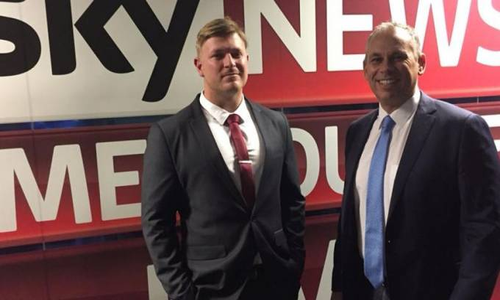 Televisi Australia Sky News Minta Maaf Wawancarai Tokoh Ekstrim Kanan - JPNN.COM