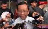 Mahfud MD Sambangi KPK Tanggapi Soal Romy - JPNN.COM