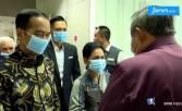 Jokowi dan Ibu Negara Beri Semangat Sembuh Untuk Ani Yudhoyono - JPNN.COM