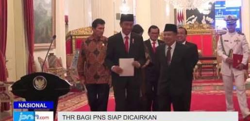 PP THR PNS Sudah Terbit, Tinggal Tunggu Pencairan - JPNN.COM