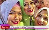 Pakai Hijab, Evelyn: Jangan di-bully - JPNN.COM