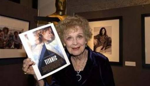 Pemeran Tokoh Titanic Tertua Meninggal Dunia Entertainment Jpnn Com