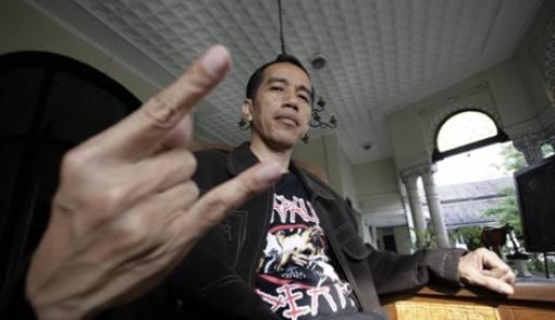 Joko Widodo, Wali Kota Solo yang Penggemar Berat Musik Rock - JPNN.COM