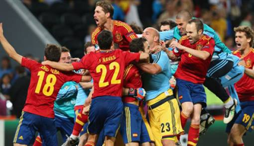 Spanyol Melaju ke Final - JPNN.COM