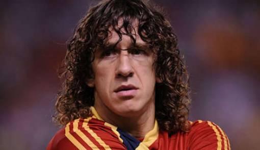 Spanyol Datangkan Khusus Puyol dan Villa - JPNN.COM