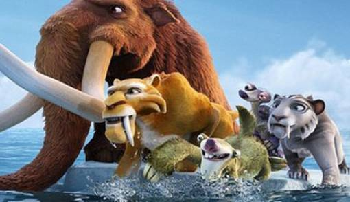 Ice Age 4 Raih Box Office Amerika - JPNN.COM