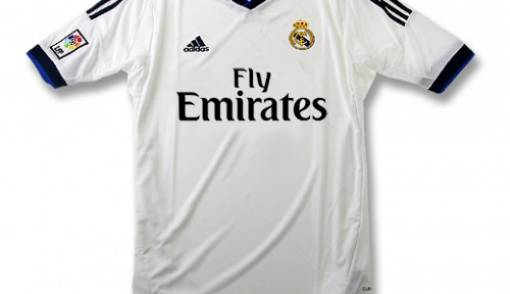 Musim Depan, Kostum Real Madrid Berlogo Fly Emirates - JPNN.COM
