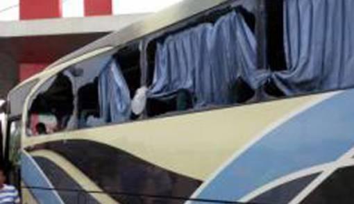 Ini Kondisi Bus Persib Setelah Diserang The Jak - JPNN.COM