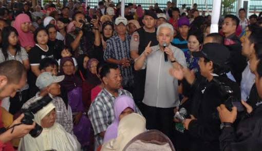 Hatta Rajasa Sambung Rasa Bagi Ilmu di Musi Rawas - JPNN.COM