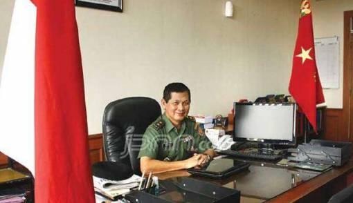 Mayjen Daniel Tjen, Satu-satunya Jenderal TNI yang Merayakan Imlek - JPNN.COM
