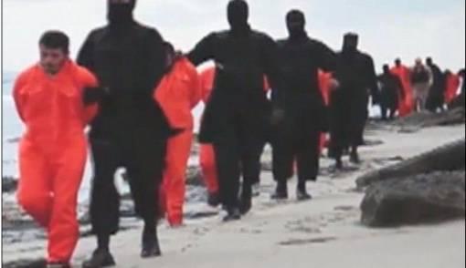 Video ISIS Penggal 21 Warga Diyakini Palsu, Ini Dia Kejanggalannya - JPNN.COM