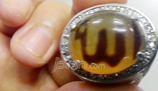 Jangan Sembarangan Gunakan Batu Akik Berlafadz Allah - JPNN.COM
