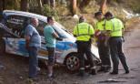NGERI... Ibu Hamil dan Lima Penonton Lainnya Tewas Diterjang Mobil Reli Spanyol - JPNN.COM