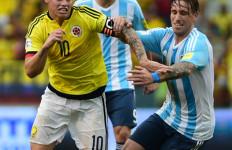 Kualifikasi PD 2018: Tanpa Messi, Argentina Taklukkan Kolombia di Barranquilla - JPNN.com