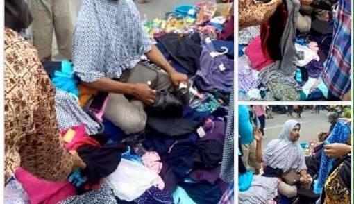 Tetap Pede Mengenakan Hijab Meski Berkumis Tebal - JPNN.COM