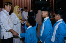 KSAL Santuni 150 Anak Yatim - JPNN.com