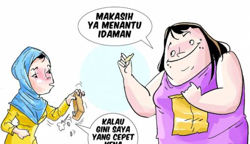 Suami Tak Tegas Mertua Kepo Istri Minta Cerai Daerah Jpnn Com