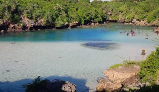 Danau Weekuri Hadir Seperti Cermin Raksasa - JPNN.COM