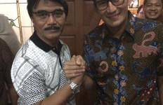 Wuih..Adhyaksa Dault Resmi Dukung Bang Sandi - JPNN.com