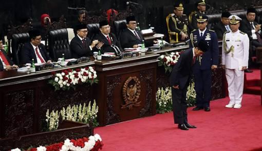 Politikus Gerindra yang Membaca Doa Sindiran di Depan Jokowi Itu Mengaku... - JPNN.COM