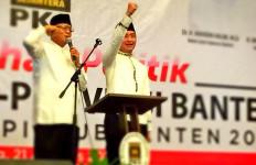 PKS Resmi Dukung Wahidin Halim-Andika Hazrumy - JPNN.com