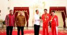 Sambut Pahlawan Olahraga di Istana, Jokowi Ingin Cabor Berprestasi Diprioritaskan - JPNN.com