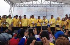 Novanto Perintahkan Kepala Daerah dari Golkar Menangkan Pasangan WH-Andika - JPNN.com