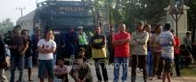 Polisi Amankan 14 Terduga Provokator Kerusuhan di Tulangbawang - JPNN.COM