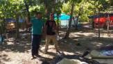 Sembunyi di Semak-semak, Ketahuan Polisi Lantaran Kokok Ayam - JPNN.COM