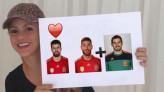 Stt..Ada Hubungan Apa Shakira sama Ramos dan Casillas? - JPNN.COM
