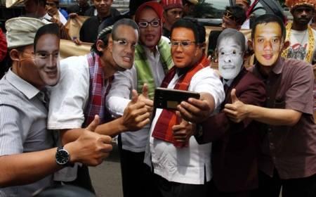 Ketua Bawaslu DKI: Ada Kampanye Gunakan Fasilitas Negara