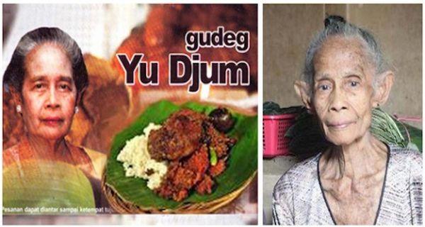 Yu Djum Sang Legenda Kuliner Gudeg Jogja Telah Berpulang