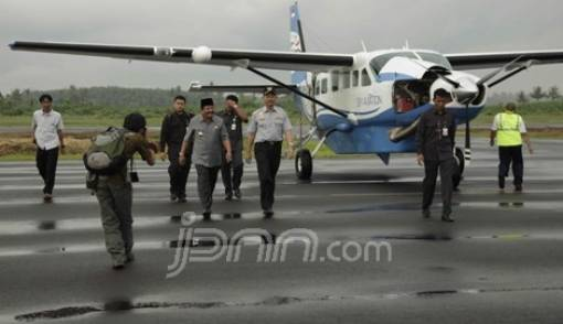 Ketika Banyuwangi Punya Bandara dan Penerbangan Komersial - JPNN.COM
