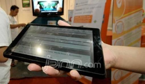 Tabulet Mech, 'iPad' Murah Buatan Lokal - JPNN.COM