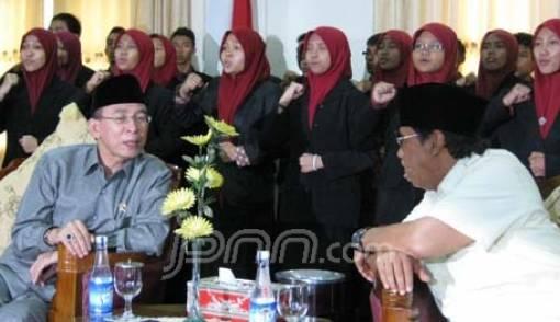 Mengunjungi Pesantren Al-Zaytun bersama Menag, ketika Gencar Dituduh Markas NII - JPNN.COM