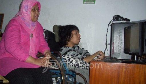 Habibie Afsyah, dari Kursi Roda Jadi Suhu Bisnis Internet Marketing - JPNN.COM