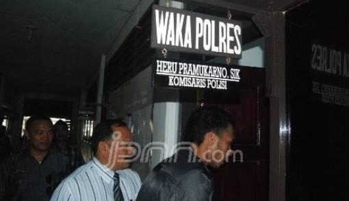 Briptu Norman Kamaru Ditangkap - JPNN.COM