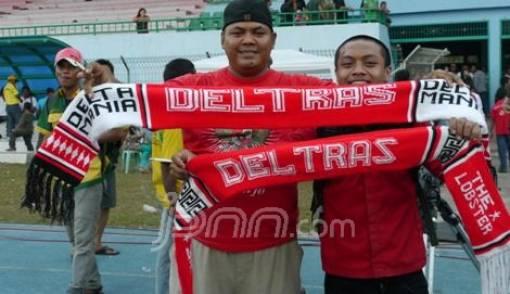 Deltras Tak Lagi Pakai Putra - JPNN.COM