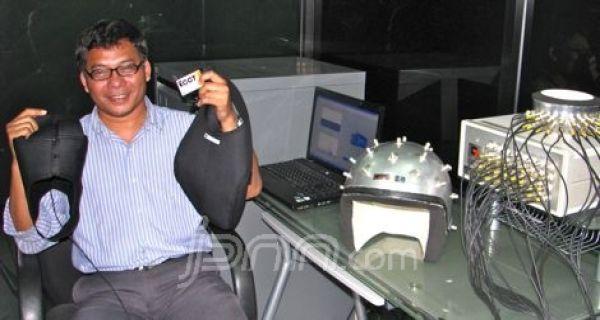 Warsito P  Taruno, Ilmuwan Pencipta Alat Pembasmi Kanker