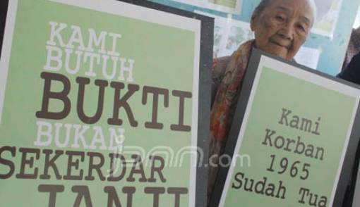 Korban Peristiwa 1965 Tagih Komnasham - JPNN.COM