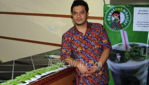 Hafiz Khairul Rijal, Mantan Pekerja PBB yang Jadi Pengusaha Es Dawet - JPNN.COM