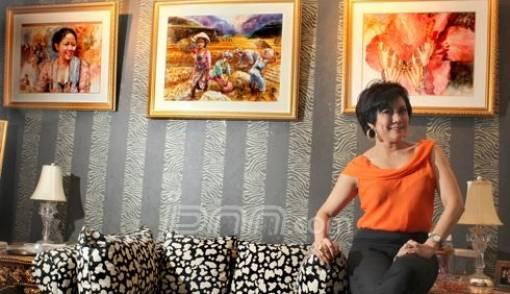 Yulie Setyohadi, Fashionista Pengelola Lifestyle Management - JPNN.COM