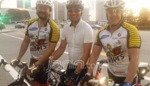 Gowes Bersama Joy Riders, Komunitas Sepeda Terbesar Singapura (1) - JPNN.COM