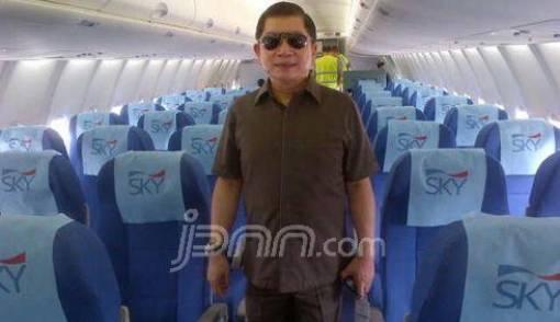 Suharso Monoarfa dan Istri yang Selamat dari Tragedi Sukhoi - JPNN.COM