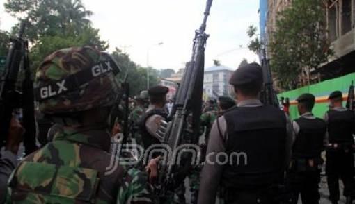 Polri Duga Provokator Konflik Dari Luar Ambon - JPNN.COM