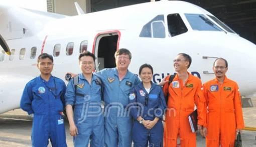 Esther Gayatri Saleh, Test Pilot Perempuan Satu-satunya di Indonesia - JPNN.COM